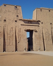 https://www.soundandlight.show/Edfu Temple Guide